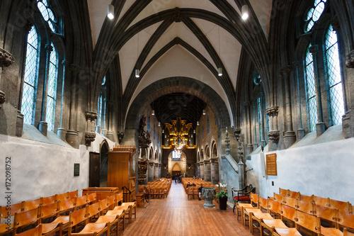 Stavanger Church interior