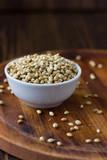 Coriander seeds spice - 172183522