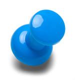 Tack Blue Top