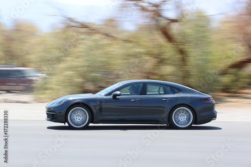 Porsche Panamera Blur