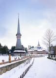 The Sapanta Monastery spire - 172306911