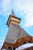 The Sapanta Monastery spire - 172306921