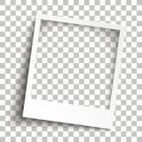 Bevel Instant Photo Frame Transparent Shadows - 172323914