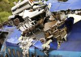 destroyed plane - 172345322
