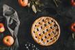 homemade apple pie - 172384520