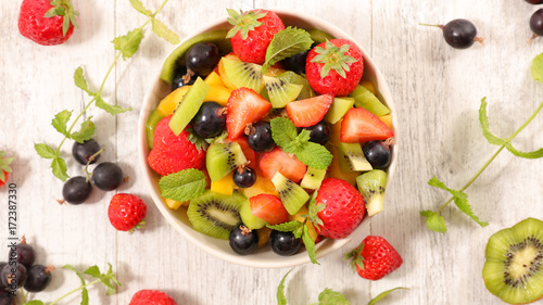 fruit salad - 172387330