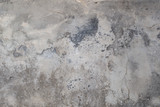 old plaster wall, chipped paint, landscape style, gray texture, background - 172456314