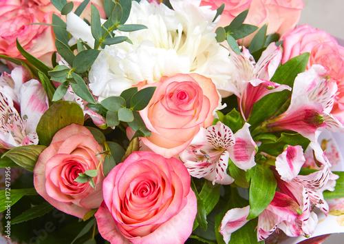Poster nice flower bouquet