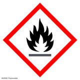 Global healthy sign of flammable - 172553761