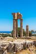 Akropolis von Rhodos auf dem Monte Smith