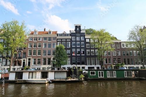 Foto op Aluminium Amsterdam Canal d'Amsterdam