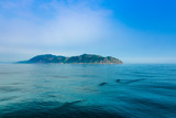 View on a Sakhalin island. Toned - 172638565