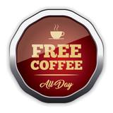 Free Coffee Badge