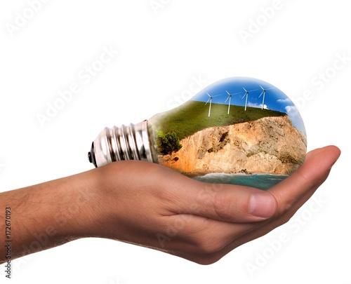 environnement,écologie,nature,bio,vert,terre,végétaux,éolienne,planète