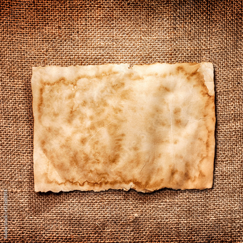 Old brown paper - 172680913