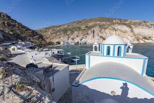 Fotobehang Santorini ISOLA DI MILOS - GRECIA