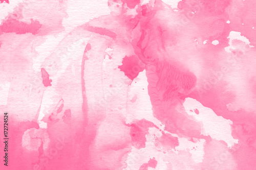Abstract watercolor on rough background - 172724524