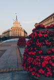 City centre of Sofia, capital of Bulgaria - 172735160