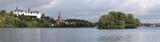 Stadt Plön am Großen Plöner See Panorama