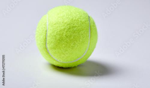 Fotobehang Tennis tennis ball
