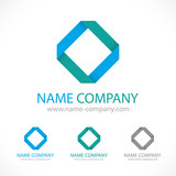 logo entreprise business concept créativité - 172808913