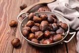 grilled chestnut - 172809510