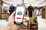 smart phone in modern fashion - 172822736
