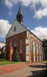 Church of Assumption Virgin Mary in Koszalin. Poland - 172825166