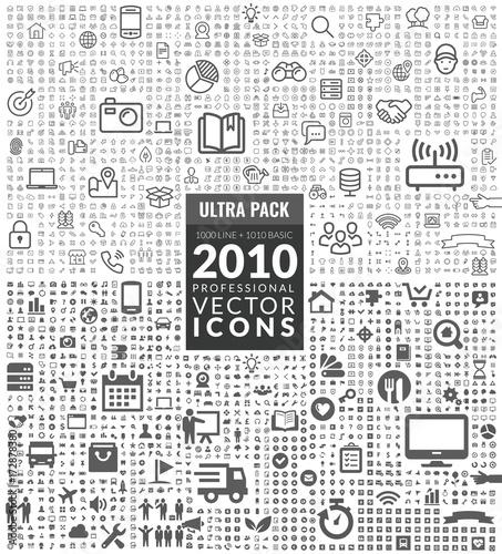 Icônes business