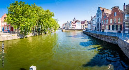Foto Spatwand Brugge Brugge - Belgium