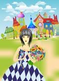 W kolorowym miasteczku - 172921586