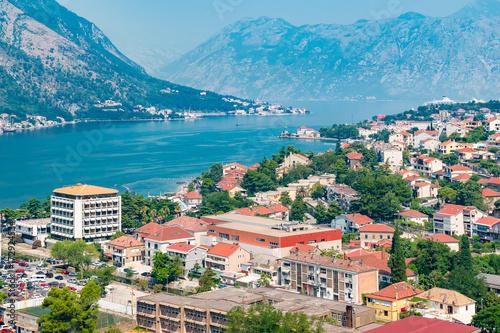Aluminium Bay of Kotor, Montenegro