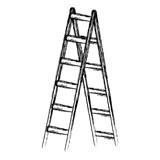 Step ladder tool icon vector illustration graphic design - 172988129