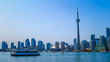 Visiting Toronto in Ontario