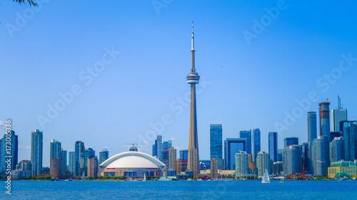 Staande foto Shanghai Visiting Toronto in Ontario