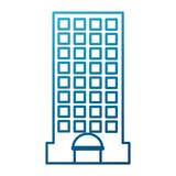 City building edifice icon vector illustration graphic dsign - 173015181