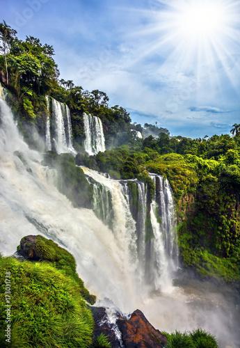 Waterfalls Iguazu, Argentina - 173031738