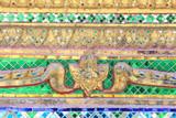 Wat Khuhasawan Worawiharn. Bangkok. / Marble Temple. Wat Khuhasawan Worawiharn. Bangkok..