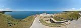 Pointe du Hoc, Cricqueville-en-Bessin, Normandie, Calvados, France