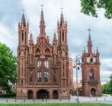 St. Anne's Church.Vilnius. Lithuania. 2016.06.11 - 173224196