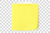 yellow note - 173247708