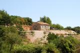 Einsames Häuschen in Kroatien  - 173248347