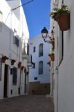 Beautiful little street in Andalucia, Spain.