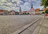 Rydzyna Rynek Główny - Ratusz