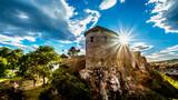 Old Castle in Rijeka Croatia - 173434526