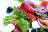 fresh vegetable salad - 173439980