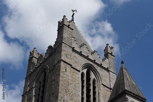 Katedra świetego Patryka dublin Poster