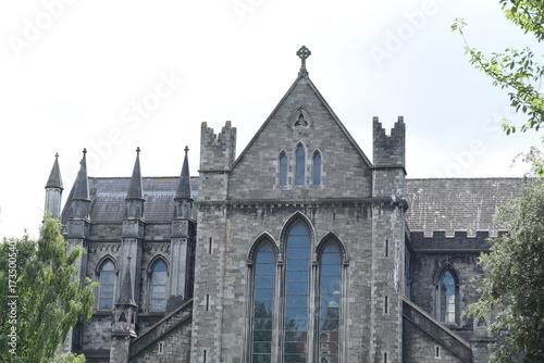 Kościół św Patryka dublin Poster