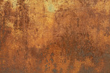 Fototapety Grunge rusted metal texture, rust background