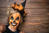 Halloween Pumpkin Autumn Holiday Concept - 173646190